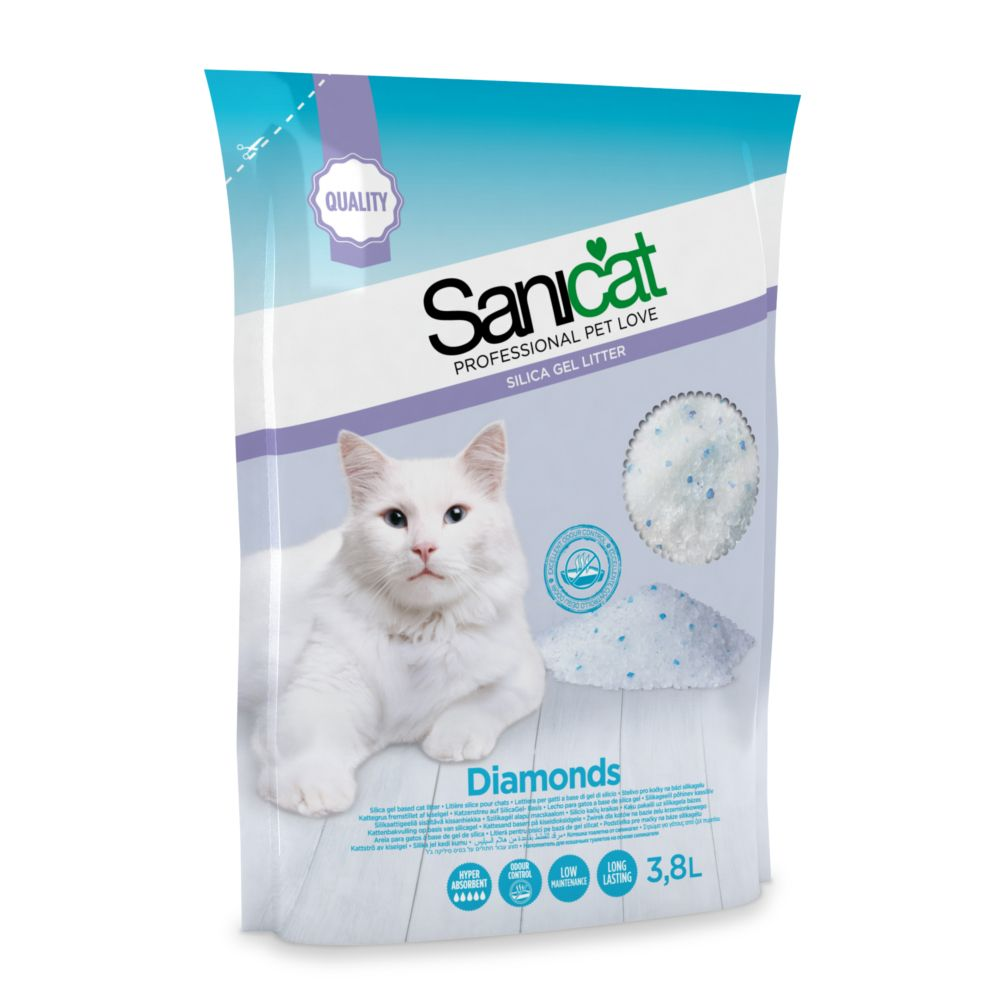 Sanicat Diamonds - 3.8l