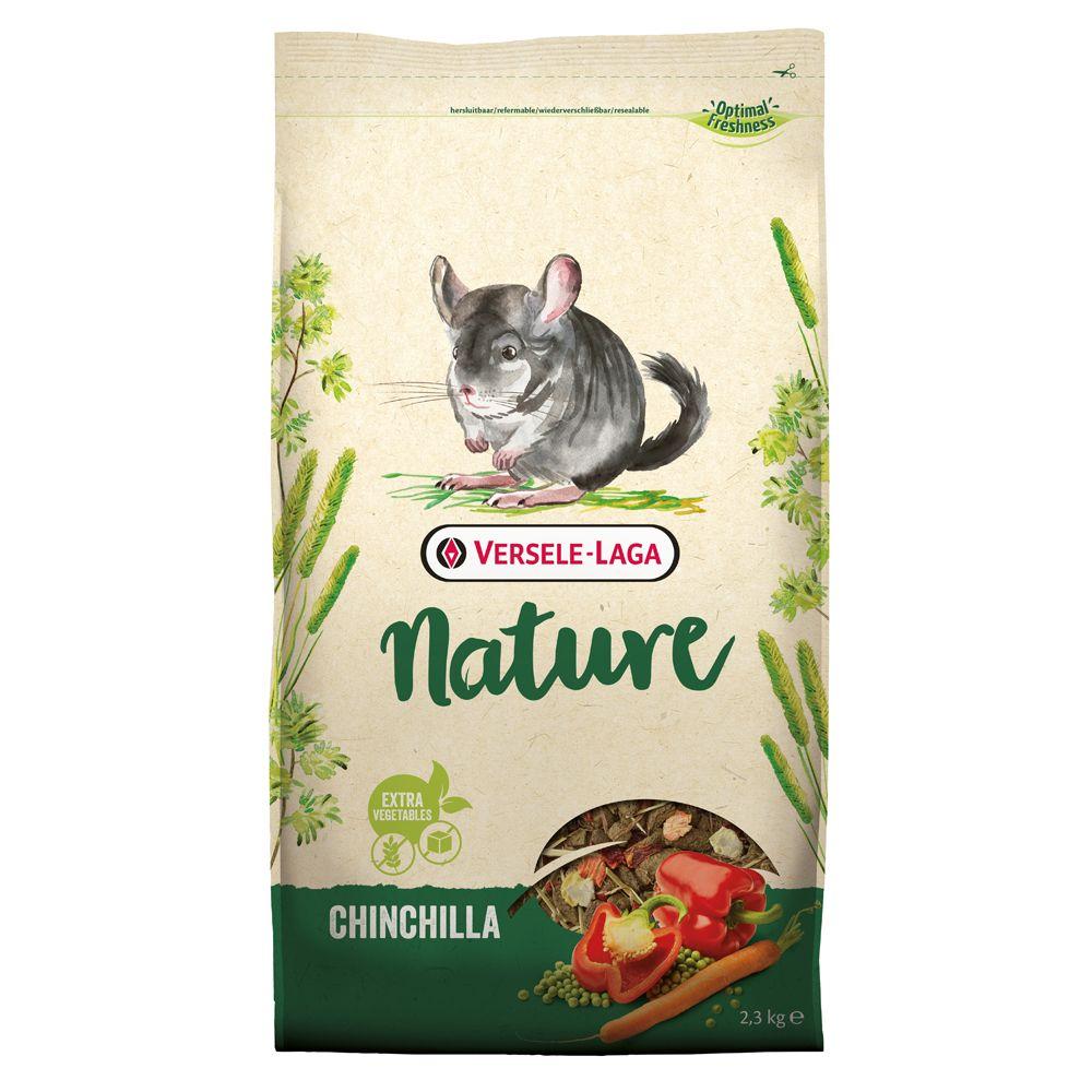 Versele-Laga Nature Chinchilla - 9 kg*