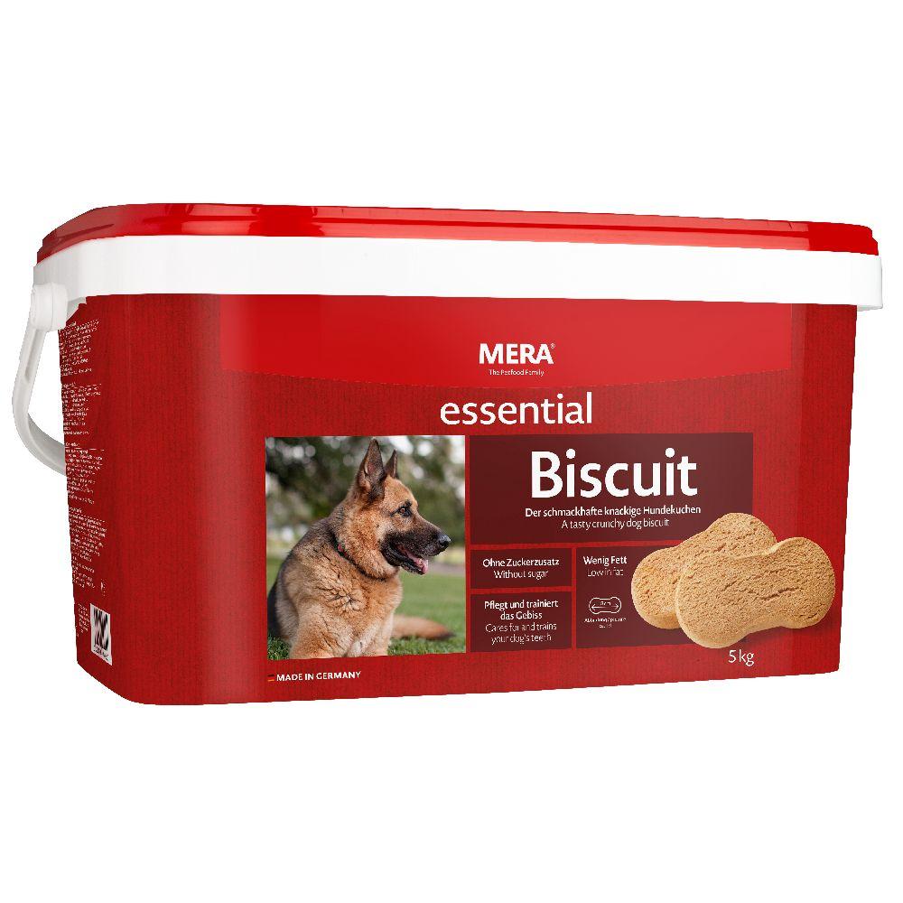 5kg Meradog Biscuits en seau - Friandises pour chien