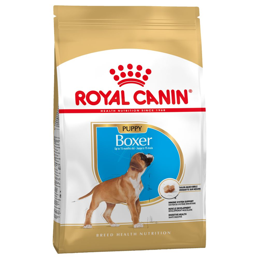 12kg Puppy Boxer Breed Royal Canin Dry Dog Food