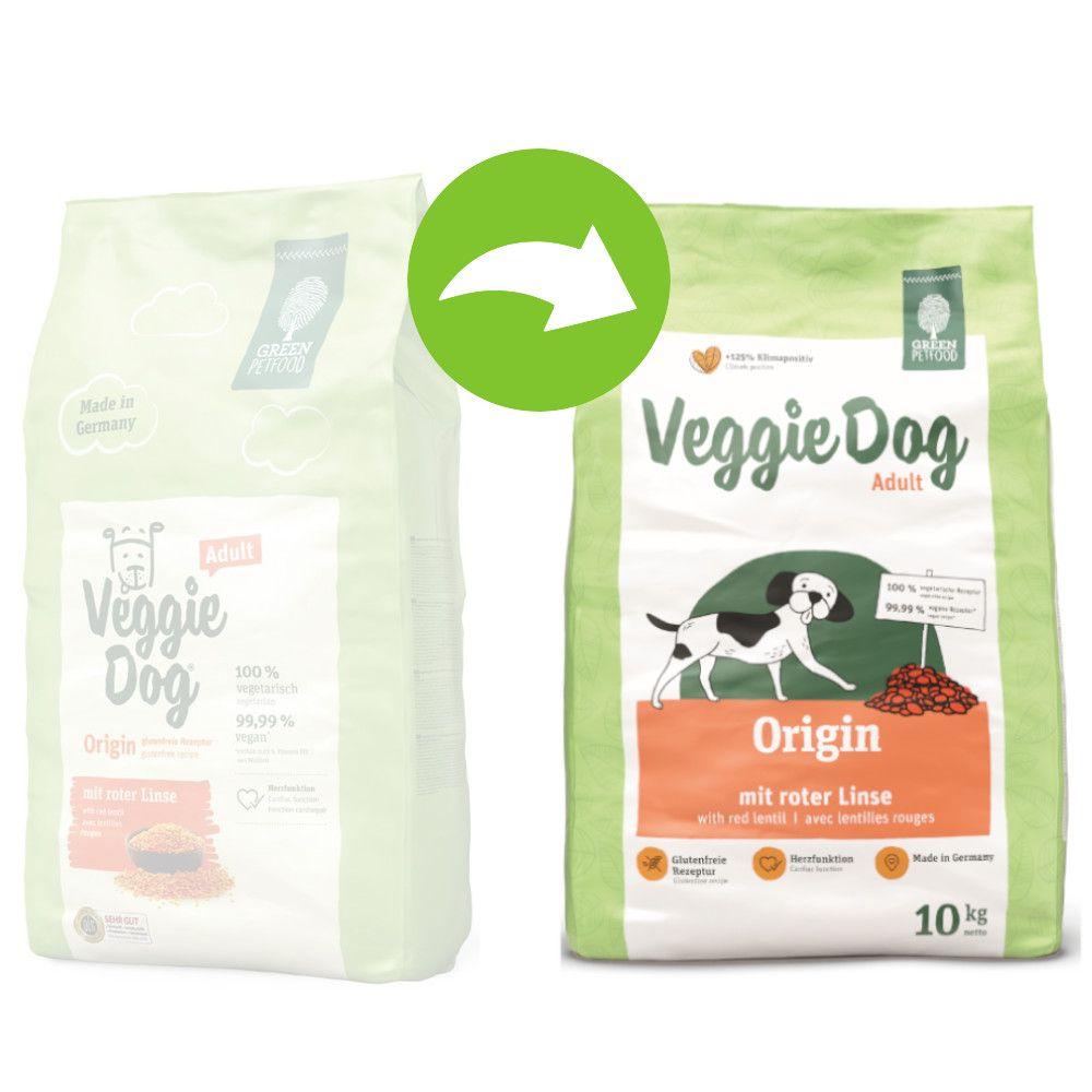 Green Petfood VeggieDog Origin - 10 kg