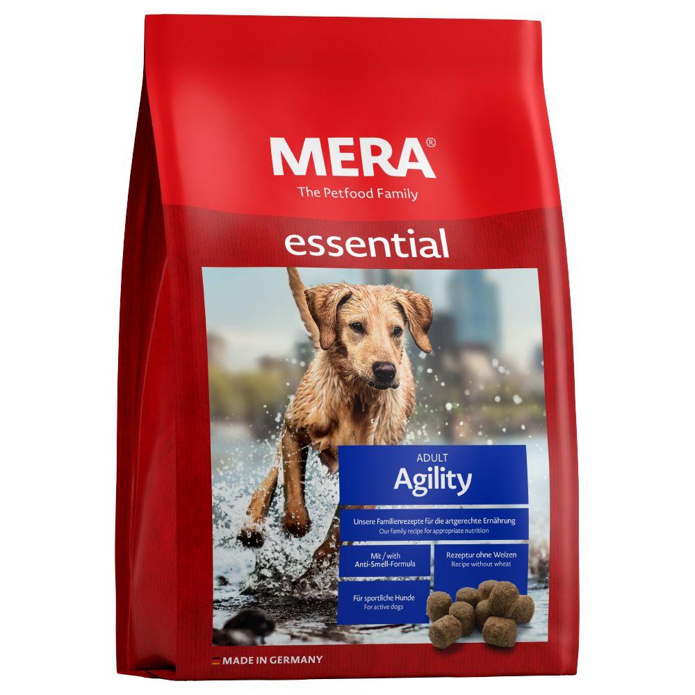 2x12,5kg MERA essential Agility - Croquettes pour chien