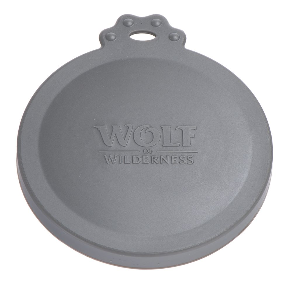 Wolf of Wilderness burklock - Passar till locket: Wolf of Wilderness våtfoder - Wild Hills (400 g)