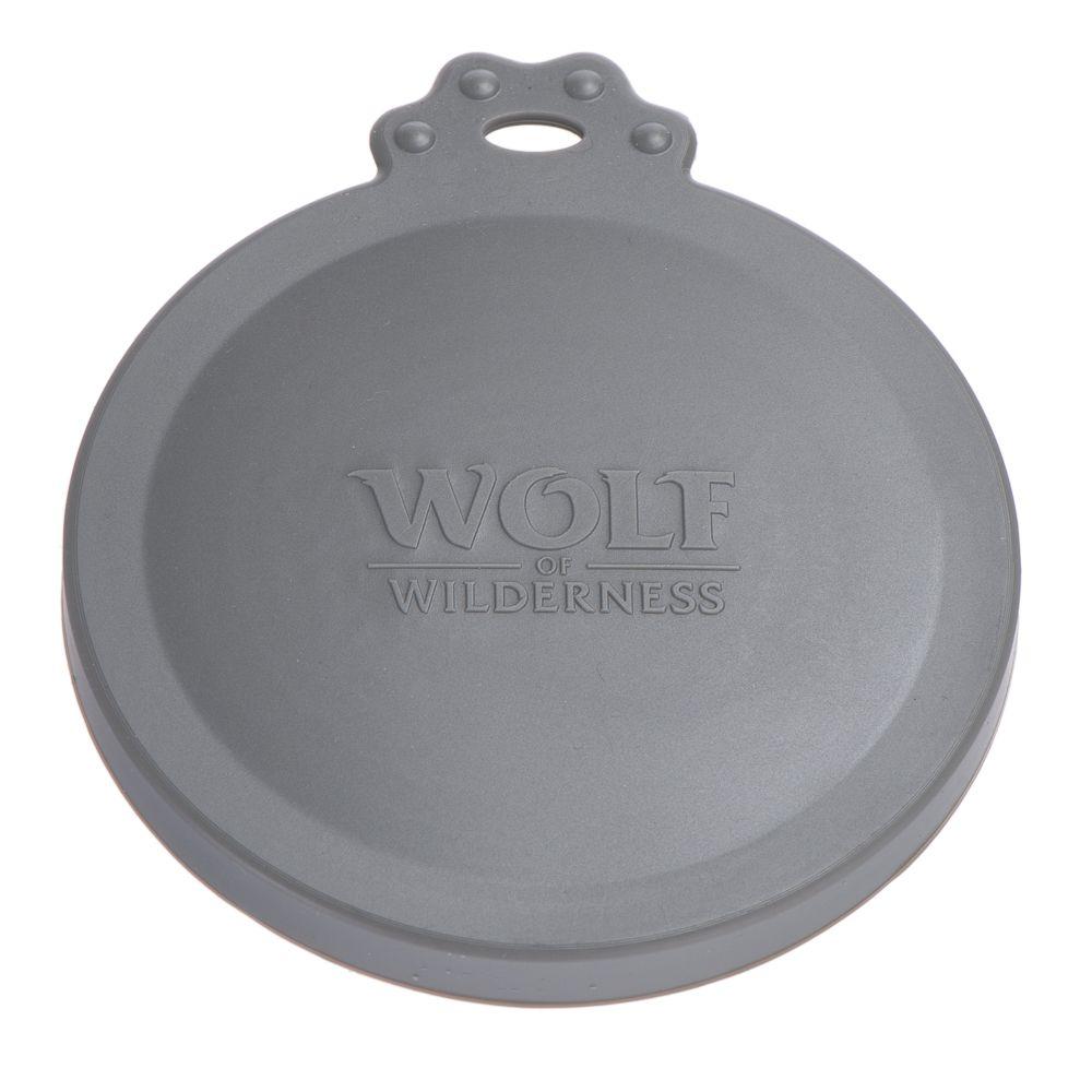 Wolf of Wilderness burklock - 3 st för Ø 7,5 cm (400 g) + Ø 10 cm (800 g)