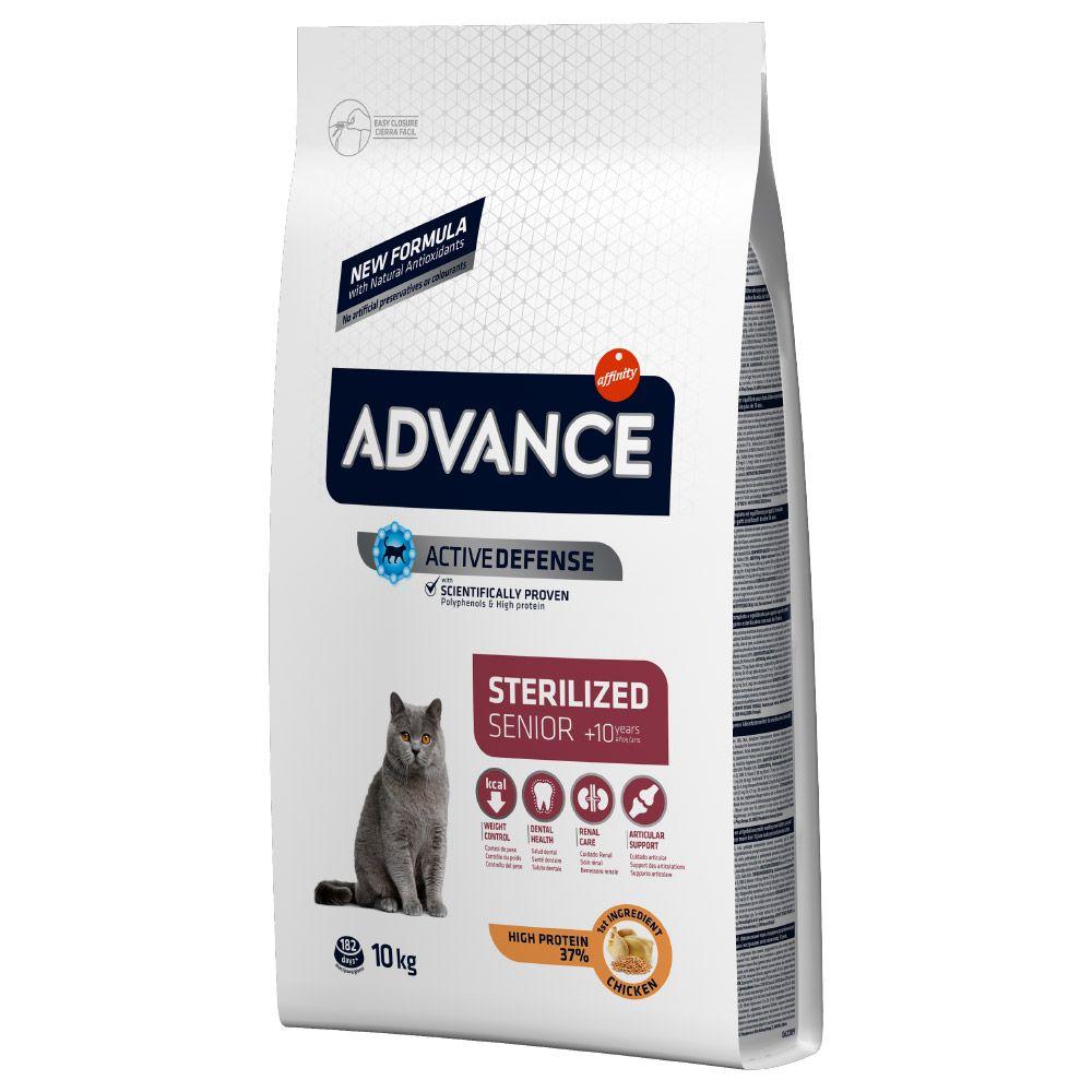 Bilde av Affinity Advance Sterilized Senior +10 Med Kylling - 10 Kg
