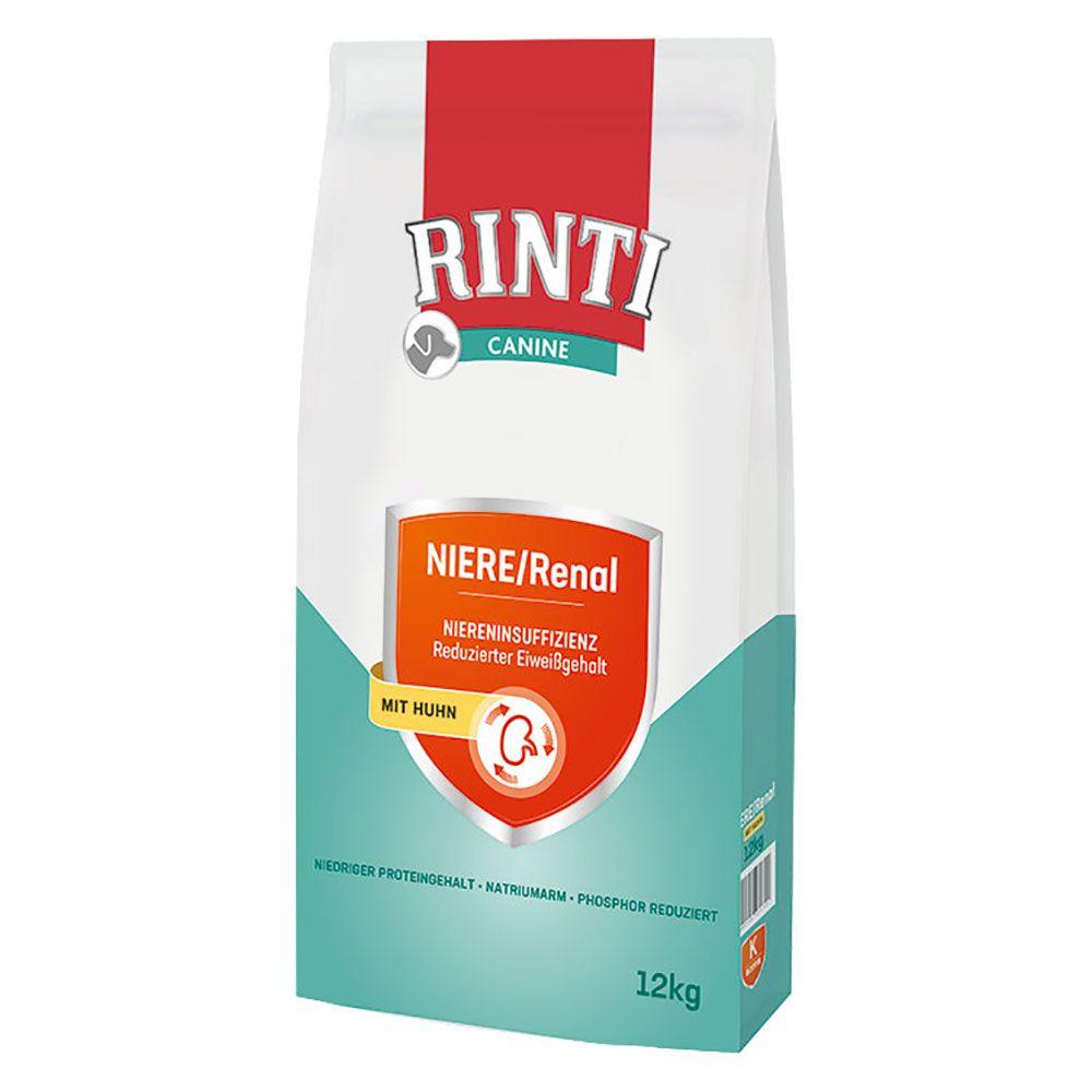 RINTI Canine Kidney & Renal Chicken - 12 kg