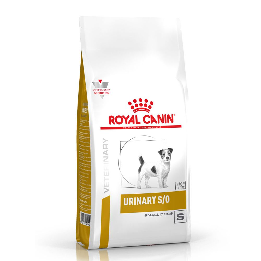 Small Dog Urinary S/O Dog Royal Canin Veterinary Diet Dry Dog Food