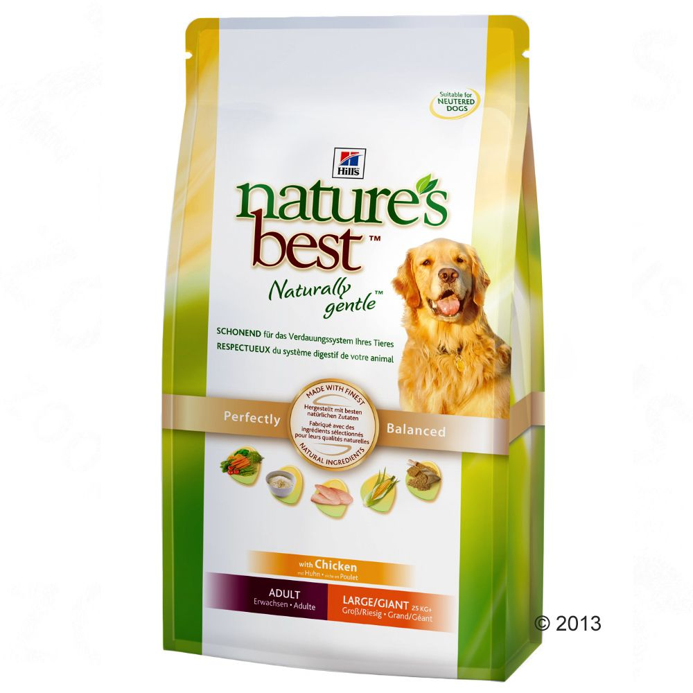 Chien Croquettes Hill´s Nature´s Best Adulte