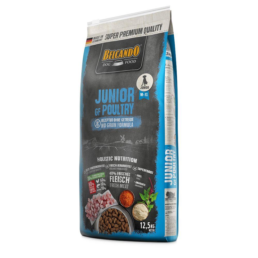 Belcando Junior Grain Free Ekonomipack: 2 x 12,5 kg