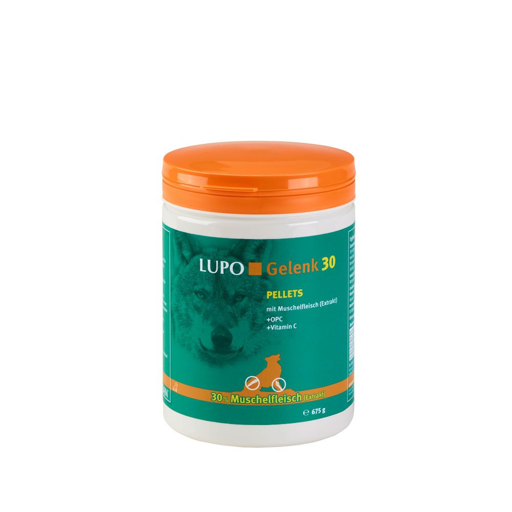 LUPO Gelenk 30 Pellets - 2.700 g