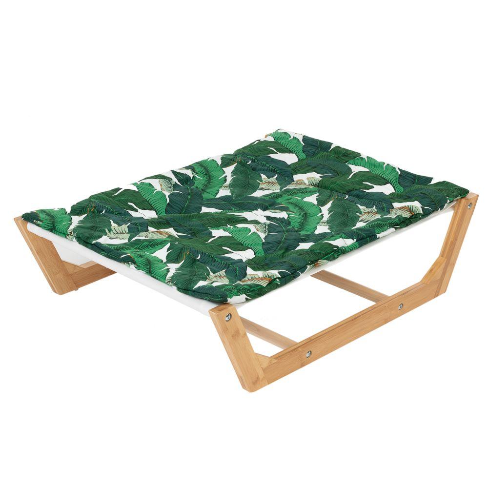 Palmen hundsäng - L 90 x B 67 x H 24 cm