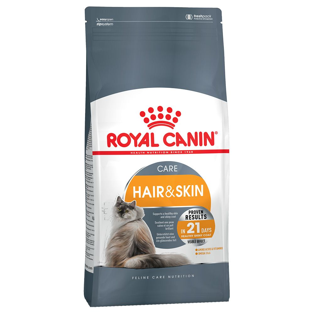 Hair & Skin Care Royal Canin Dry Cat Food