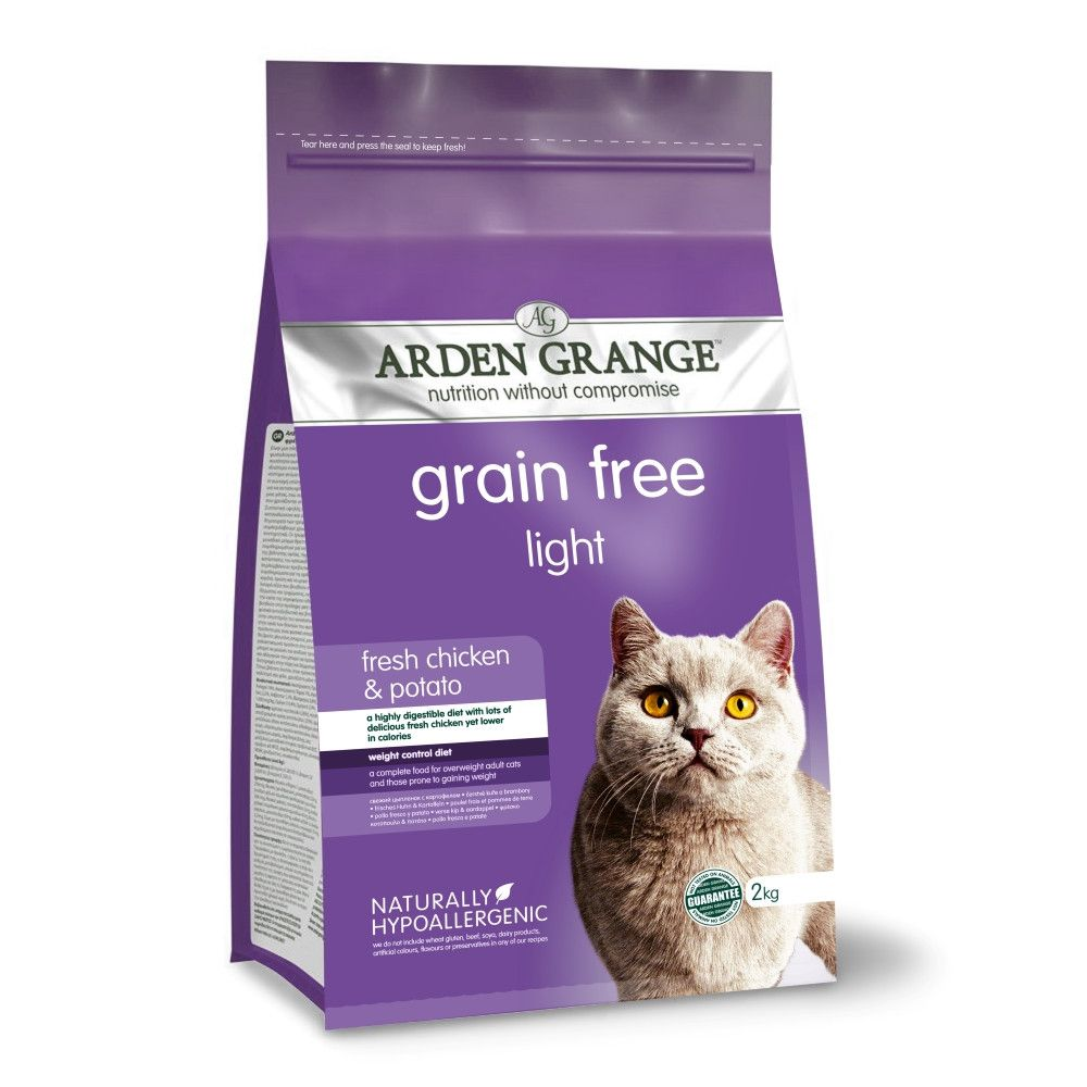 Arden Grange Adult Cat Chicken with Turkey amp Ham