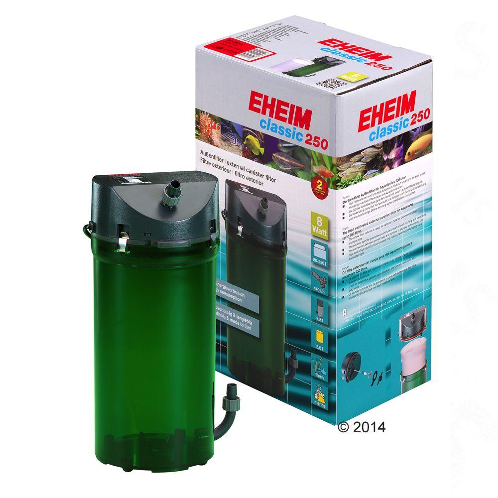 Außenfilter Classic bis 250 Liter für Aquarien