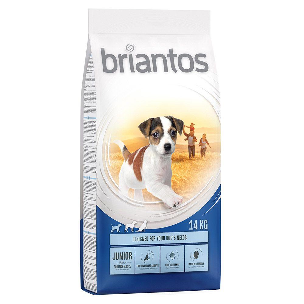 1kg Briantos Junior - Croquettes pour chien