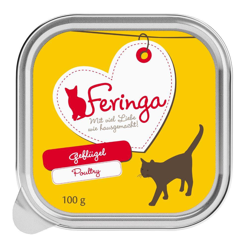 100g Feringa Trays Wet Cat Food