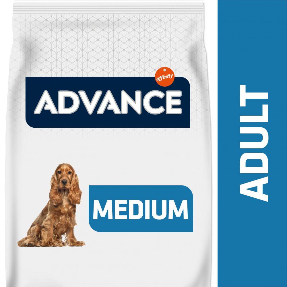 18kg Medium Adult Advance - Croquettes pour chien