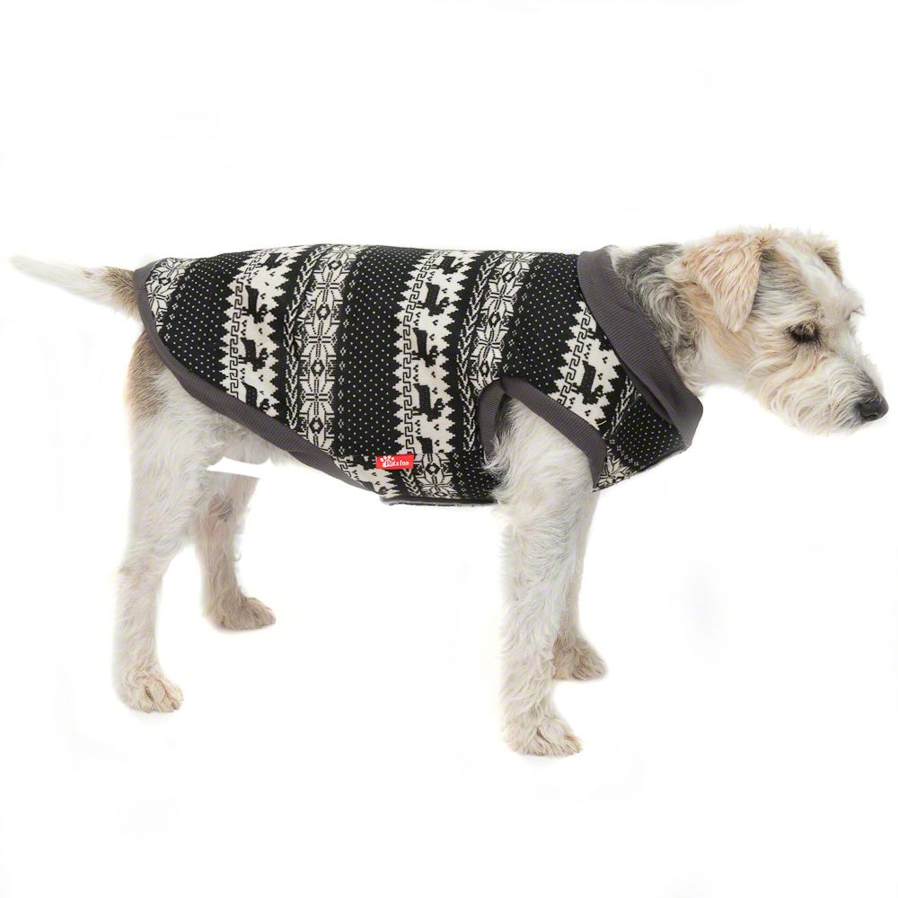 Sweterek dla psa z norwes