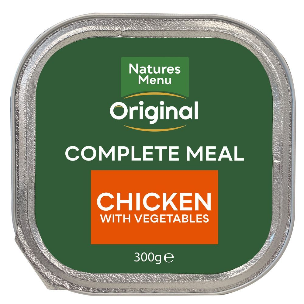 Natures Menu Original Dog Food Trays