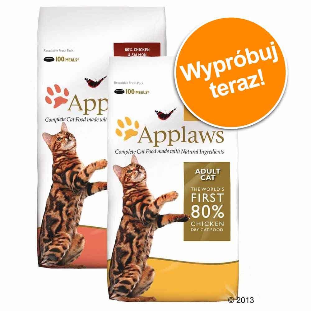 Pakiet próbny Applaws, 2 x 2 kg - Pakiet mieszany 1