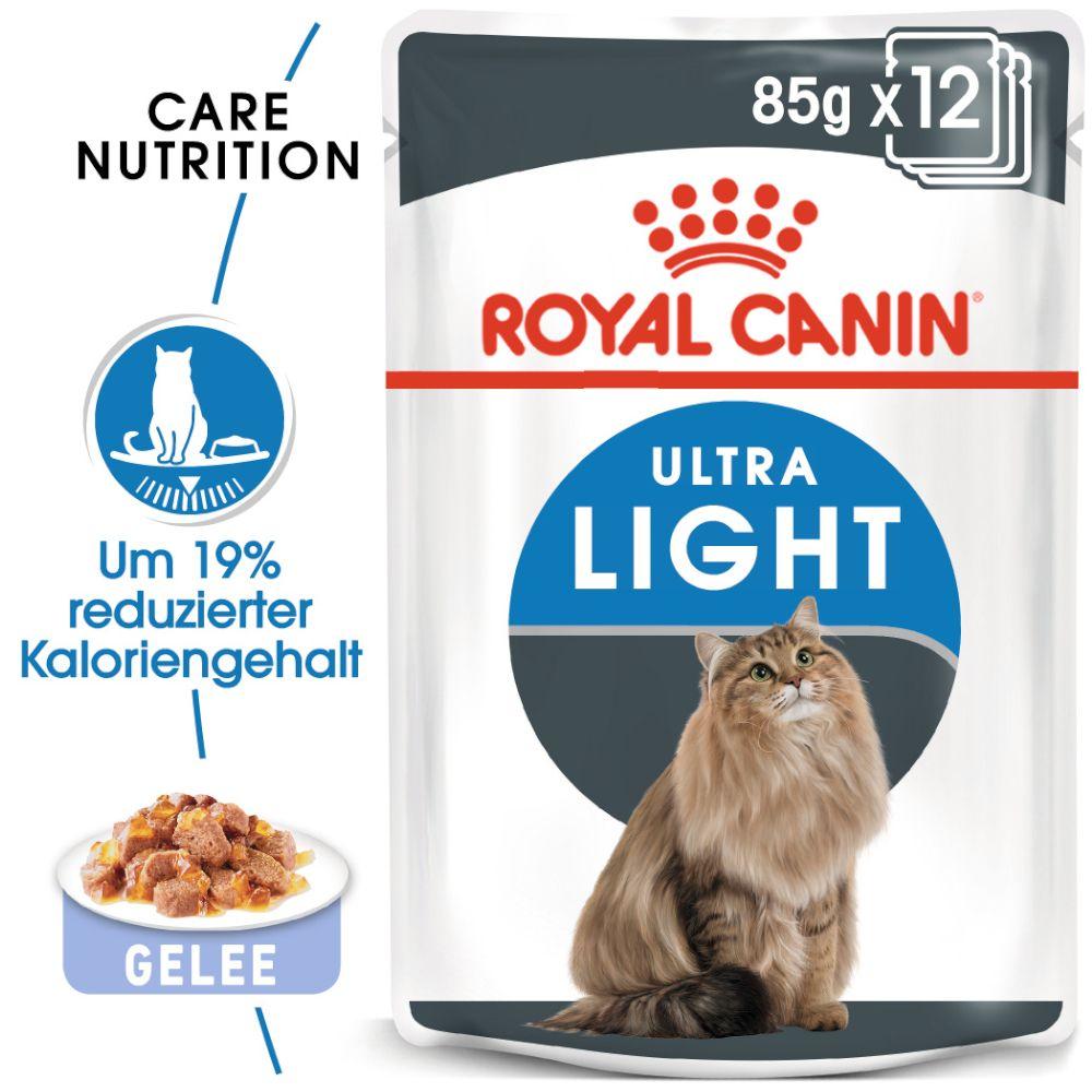 Royal Canin Ultra Light i gelé 24 x 85 g