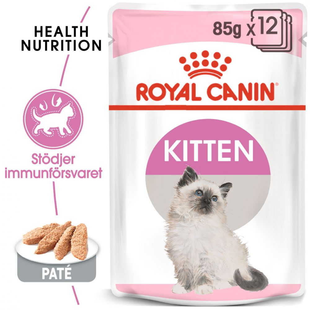 Royal Canin Kitten Loaf - 48 x 85 g