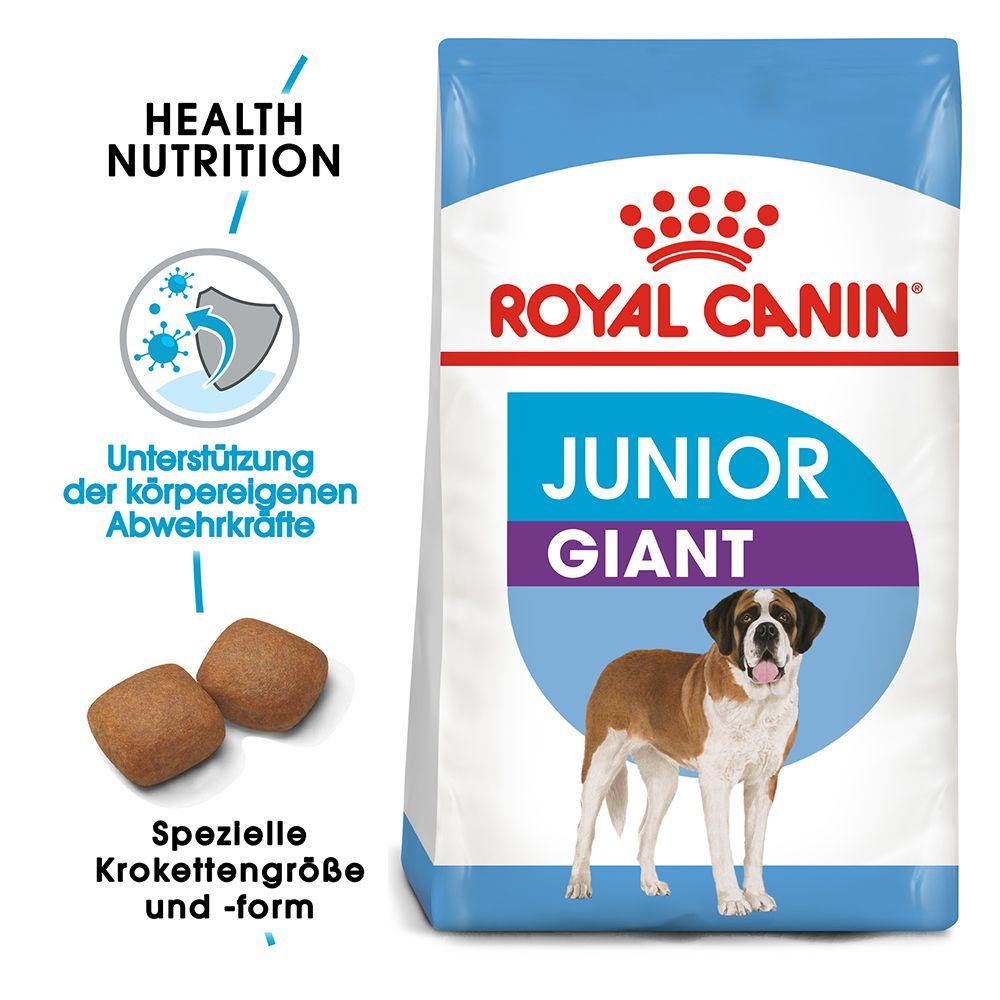 Royal Canin Giant Junior - Ekonomipack: 2 x 15 kg