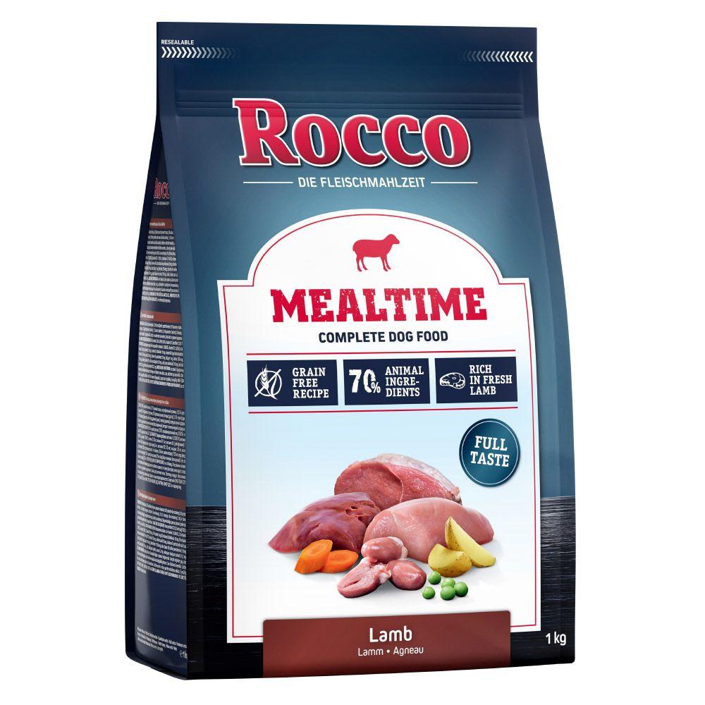 5x1kg Rocco Mealtime agneau - Croquettes pour chien