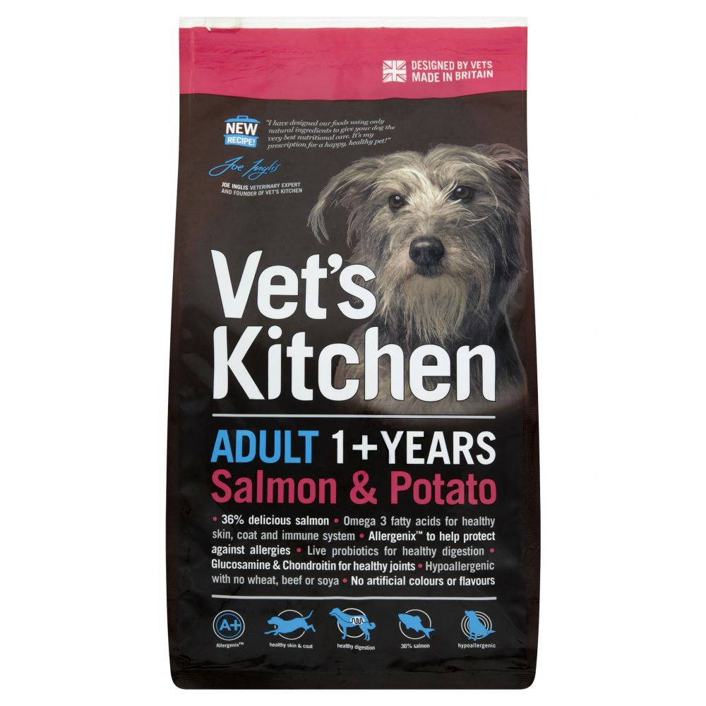 Kitchen Adult Salmon & Potato Dry Dog Food