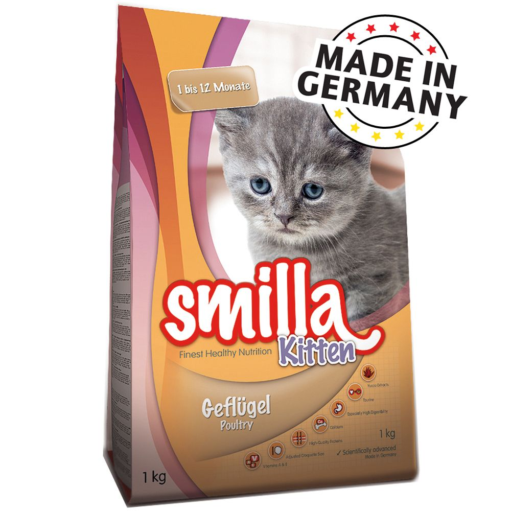 Smilla Kitten pour chaton - 1 kg