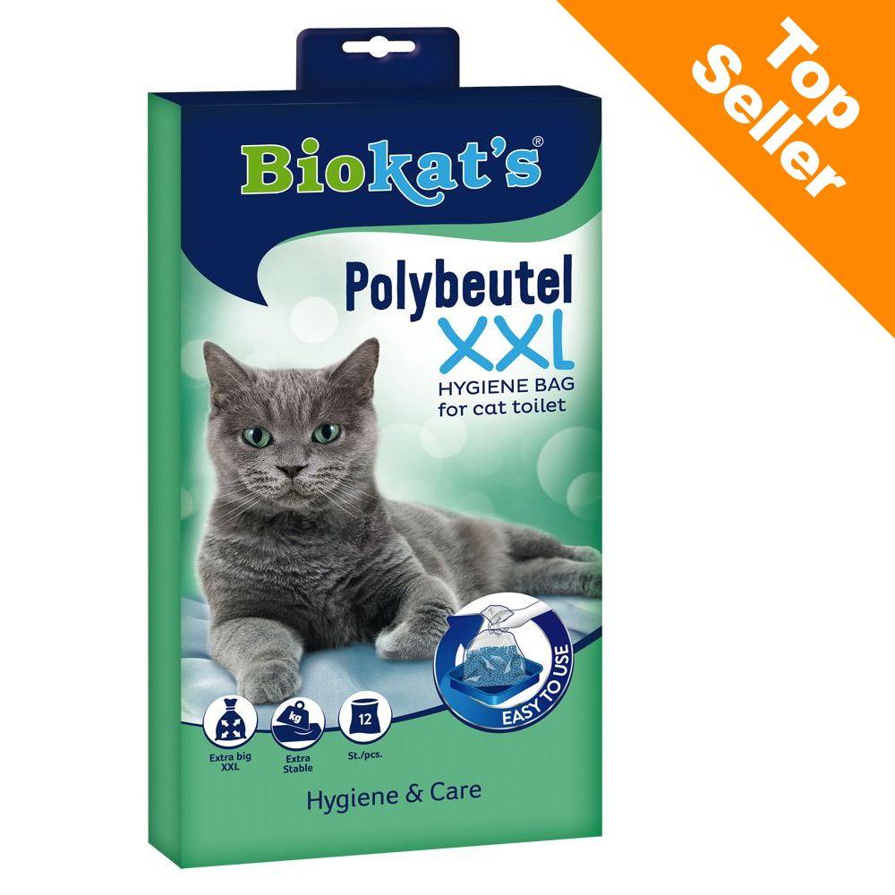 Image of Buste Biokat's monouso per toilette - 12 pezzi