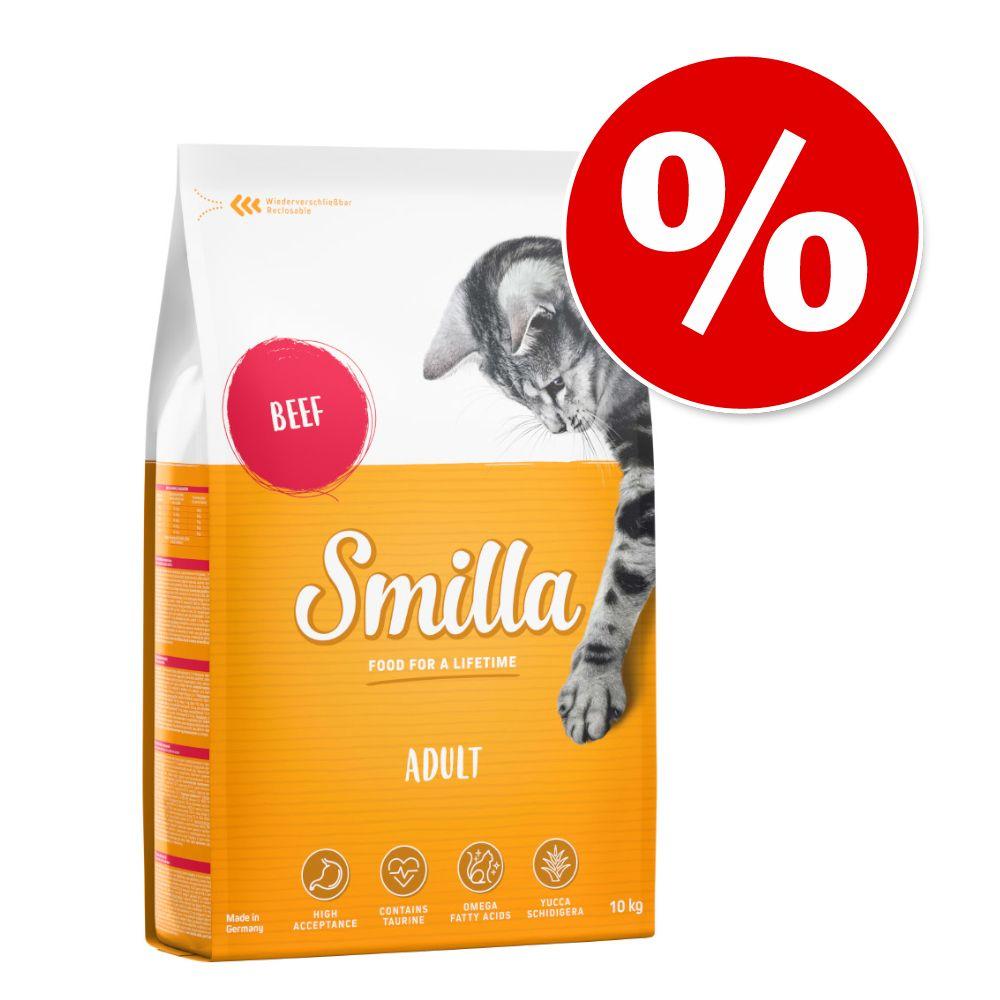 10 kg Smilla Trockenfutter zum Sonderpreis - Adult Light
