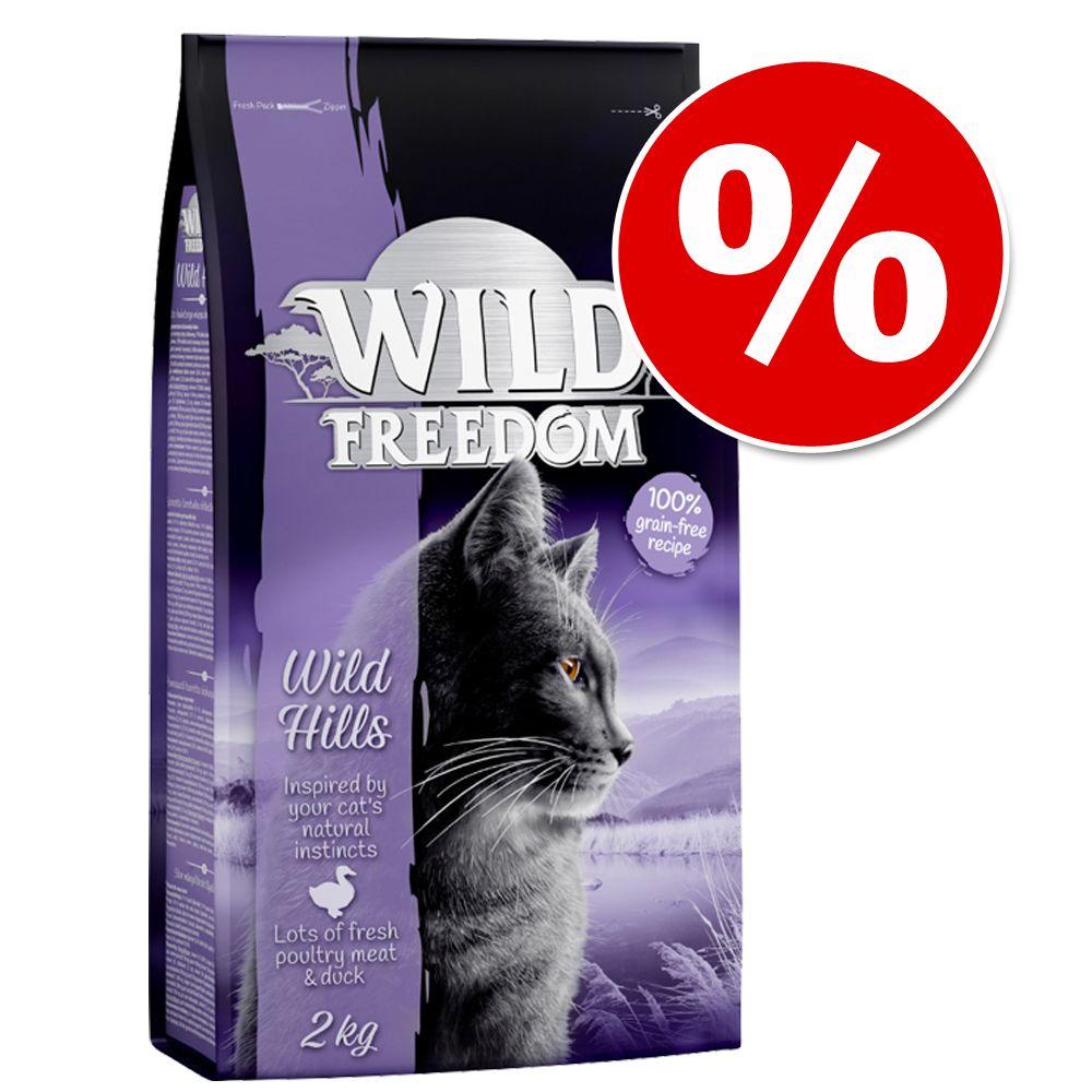 50 kr rabatt på 2 kg Wild Freedom torrfoder! - Green Lands - Lamb