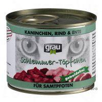 200g Grau Gourmet Mixed Pack - 5 + 1 Free!* - Grain-free (6 x 200g)