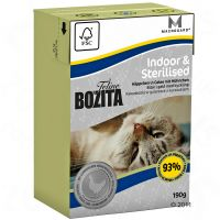 Bozita Feline Speciaal Kattenvoer 6 x 190 g Diet & Stomach Sensitive
