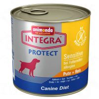 6 x 600 g integra protect sensitive - - 12 x 600 g ref. cavallo - prezzo top!.