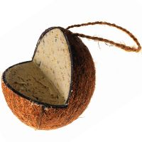 Filled Coconut Shell with Fat Mix - 350g