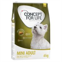 Concept for Life Mini Adult - Trial pack: 80g