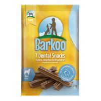 Barkoo Dental Snacks - 100 + 12 Free!* - Maxi Dogs (112 Chews - 16 x 270g)