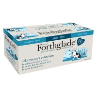 12 x 90g Forthglade Complete Meal Grain-Free Cat - 20% Off RRP!* - Adult Turkey & Duck