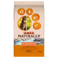 IAMS Naturally Cat Adult Salmon - 700g