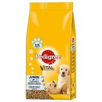 Pedigree Junior Medium Complete - Chicken & Rice - 3kg