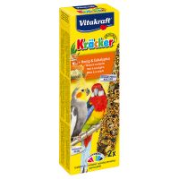 Vitakraft Parakeet Crackers - Honey & Eucalyptus (180g)