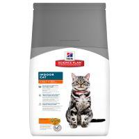 2 x 4 kg Hill's Feline Indoor Cat Adult Kattenvoer