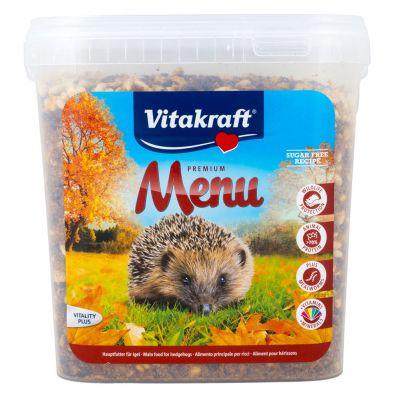 Vitakraft Premium Menu siilin kuivaruoka - 2 x 2,5 kg
