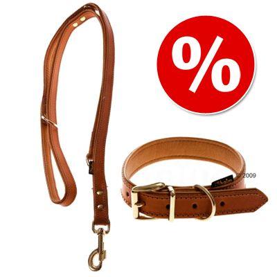 heim-buffalo-laderhalsbaand-hundesnor-cognac-halsbaand-str-60-halsomfang-45-55-cm-snor-200-cm