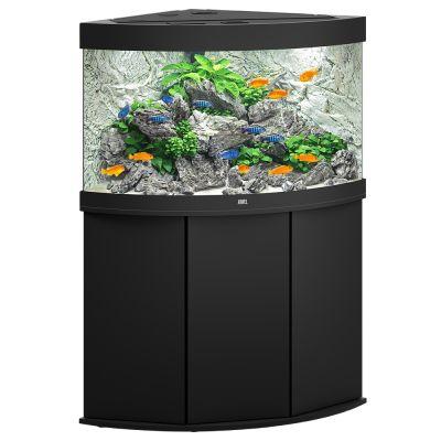 Juwel Aquarium Kombination Trigon 190 LED SBX - helles Holz