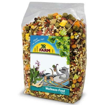 JR Farm Wellness Food för råttor – 600 g
