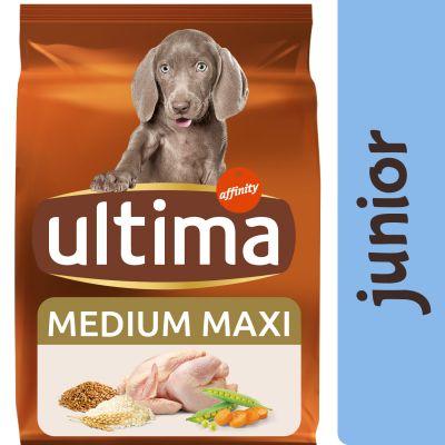 Ultima Medium-Maxi Junior - 12 kg