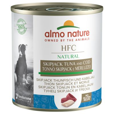Image of Almo Nature HFC 6 x 280 g / 290 g - Hühnerfilet (280 g)